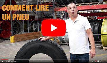 Vidéo comment lire un pneu PL